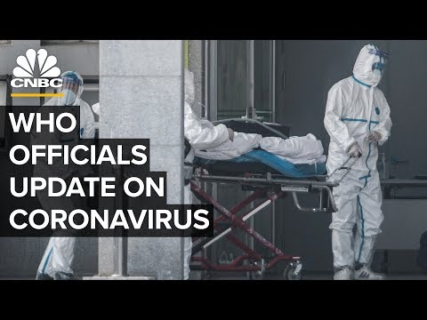 WHO Officials Hold News Conference On The Coronavirus Outbreak – 1/22/2020