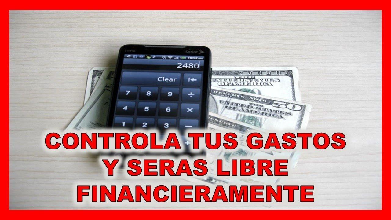 30   Controla Tus Gastos Y Seras Libre Financieramente | Coaching De Abundancia