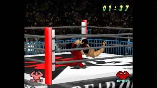 WCW Vs The World Playstation PSX