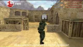 Fnatic vs H2K Qualifer wcg 2009 suecia WideScreen Mode HD