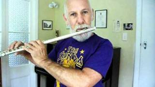 Learn to improvise jazz flute with Jim Langabeer