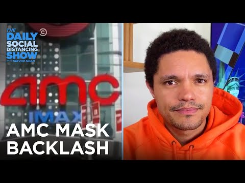 AMC's Reopening Protocols & A More Macho Mask | The Daily Social Distancing Show