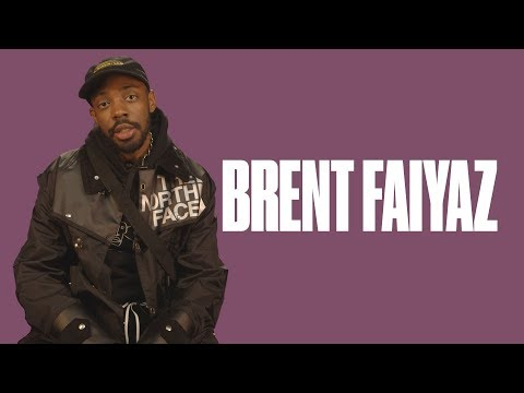 Brent Faiyaz talks growing up in Maryland, his love for fashion, and what's next
