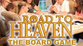 Christian Bible Study  |  Road To Heaven Christian Board Game