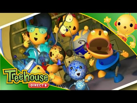 Rolie Polie Olie - Family Portrait / Show And Tell / Little Helping Hand - Ep. 40