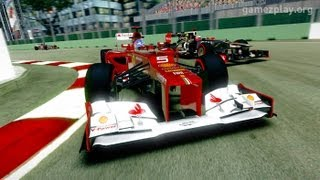 Official F1 2012 HD Video Game Launch Trailer - PC PS3 X360