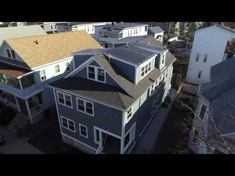 25 Boston Ave - Somerville, MA - Aerial Video