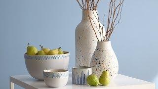 How to Paint Ceramics - Martha Stewart
