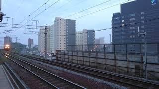 2018.5.16 貨物列車 3051レ