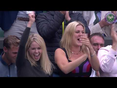 2016, Day 3 Highlights, Roger Federer vs Marcus Willis