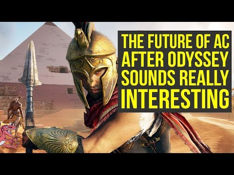 Next Assassin's Creed & Far Cry Could Have MULTIPLE SETTINGS IN ONE GAME (Assassin's Creed Odyssey) thumbnail