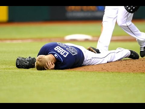 Worst Baseball Injuries Hd Youtube