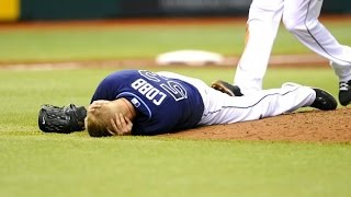Repeat youtube video Worst Baseball Injuries (HD)