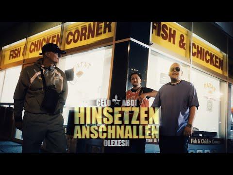 Смотреть клип Celo & Abdi Ft. Olexesh - Hinsetzen Anschnallen