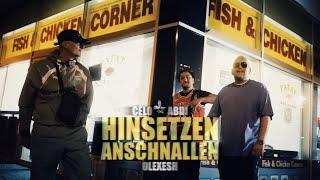 Celo & Abdi - HINSETZEN ANSCHNALLEN feat. Olexesh (prod. von PzY) [Official Video]