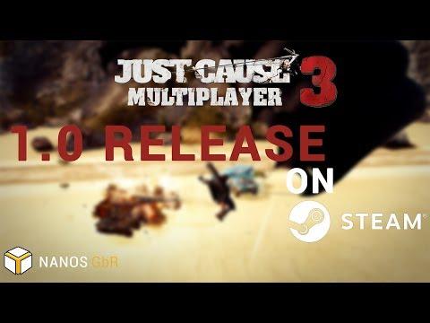 Вышел мультиплеерный мод для Just Cause 3