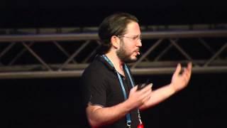 TEDx PuraVida 2012 - Benjamín García - La vanguardia del sentido común