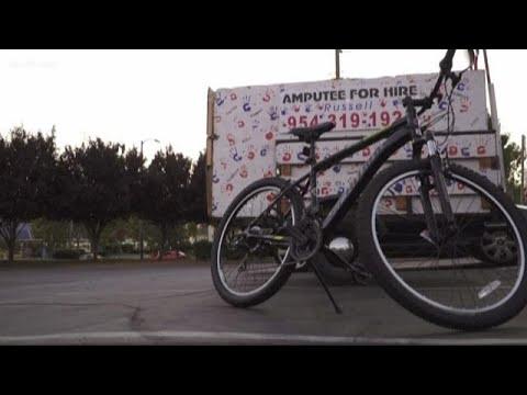 V Mornings - Good News: Good Samaritan Replaces Stranger's Stolen Bike w/ Brand New Bike