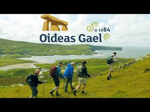 Oideas Gael - Irish Language and Cultural Holiday Centre
