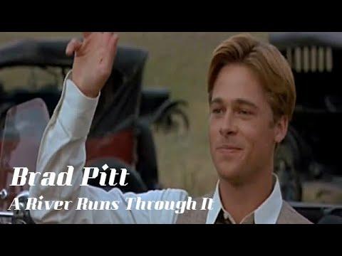 Brad Pitt my love 18 【A River Runs Through It】