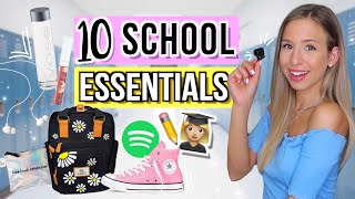 BACK TO SCHOOL ESSENTIALS 🎓🔟Dinge du brauchst! Back to School 2019 Cali Kessy