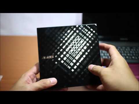 รีวิว ASUS External Slim DVD RW