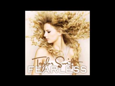 Taylor Swift Fearless Audio Youtube