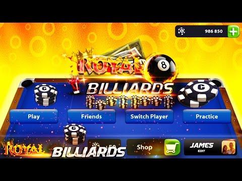 Royal Billiards  - 8 Ball Pool Game