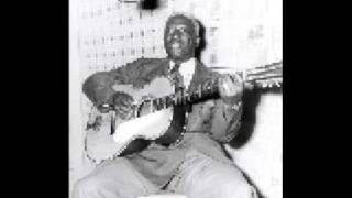 Cotton Fields - Leadbelly