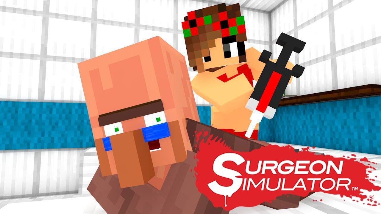 FNAF vs Monster School : Surgeon Simulator Challenge - Minecraft Animation