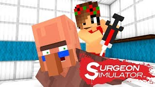 FNAF vs Monster School Surgeon Simulator Challenge Minecraft Animation
