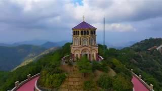 Η Παναγία του Κύκκου  DJI Mavic 2 pro Panayia Kykkos monastery Cyprus