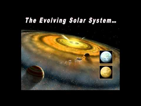 Formation of the Solar System Part 1