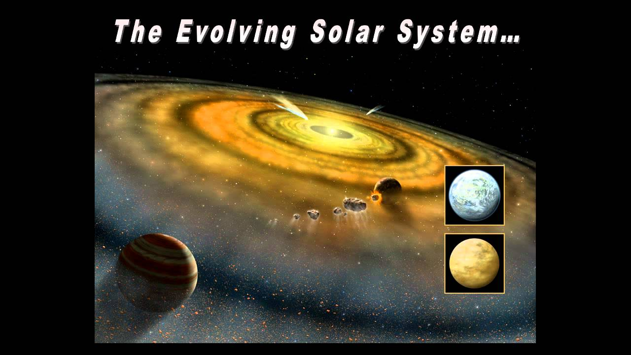 Formation of the Solar System Part 1 - YouTube