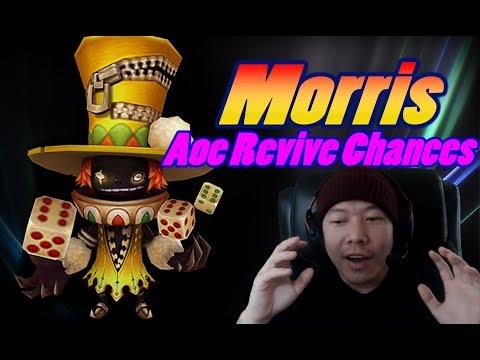 Summoners War - Morris AOE Revive