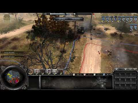 Sunday Matches Company Of Heroes 2 3 8 2020 Youtube