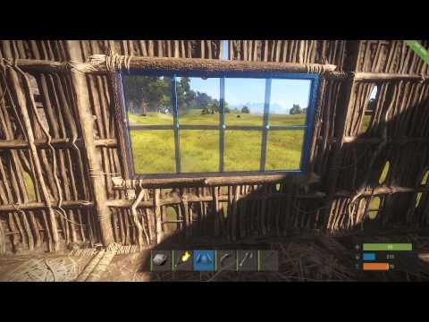 Выживание в Rust #1