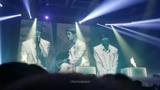 [191110] AB6IX - 6IXENSE in Seoul Day 2 | Woong/전웅, Donghyun/김동현, Daehwi/이대휘 - Nothing Without You