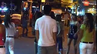 Женская Уличные драка - ქალების ჩხუბი - Драка девушек 8