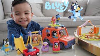 BLUEY Surprise For Kaison CKN Toys