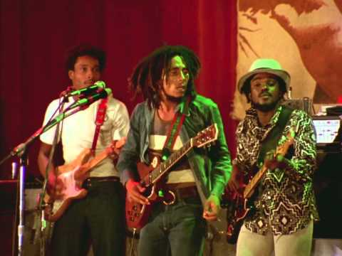 Bob Marley and The Wailers - Natty Dread [1975, New York]