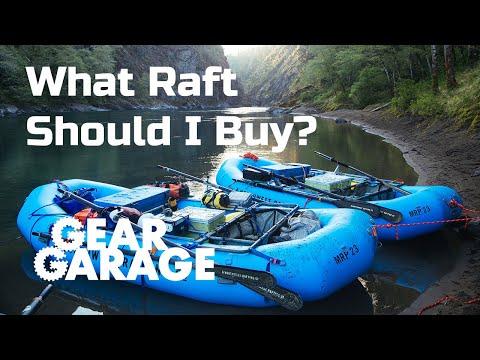 Gear Garage Ep. 144: What Raft Should I Buy?