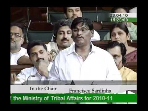 Part 3: Ministry of Tribal Affairs for 2010-11: Sh. Arjun Munda: 23.04.2010
