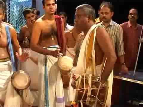 Panchavadyam-Thriprayar