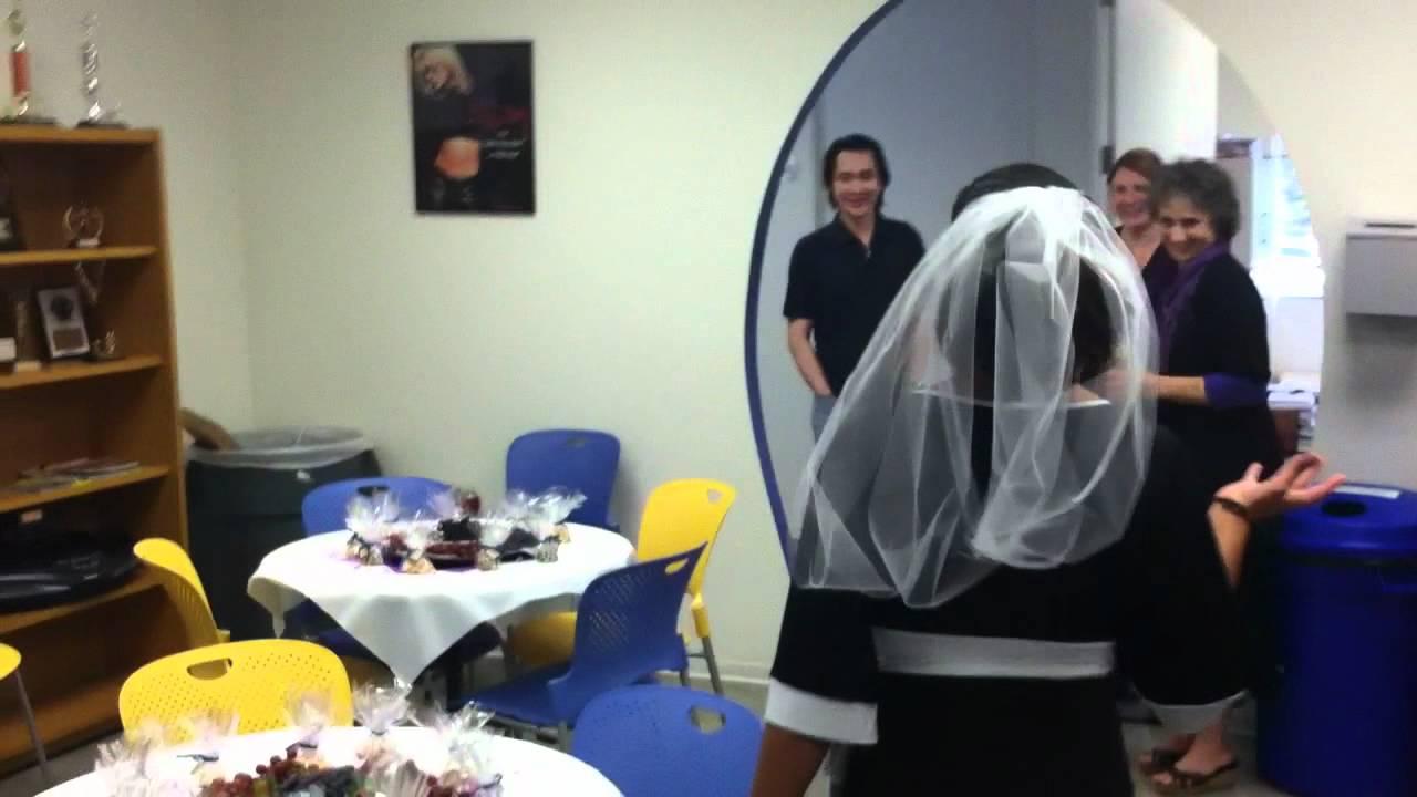bridal shower work
