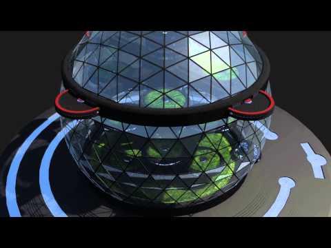 Ecology Globe Render