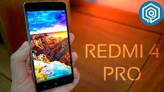 Xiaomi Redmi 4 Pro | El mejor gama media de 5 pulgadas!