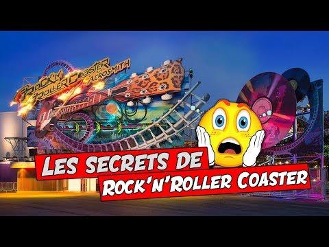 LES SECRETS DE ROCK'N'ROLLER COASTER avec AEROSMITH