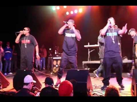 THA FAM  LIVE show sence free from jail @ THE MAJESTIC.wmv