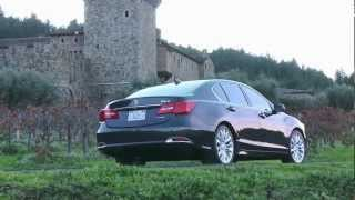 2014 Acura RLX Overview